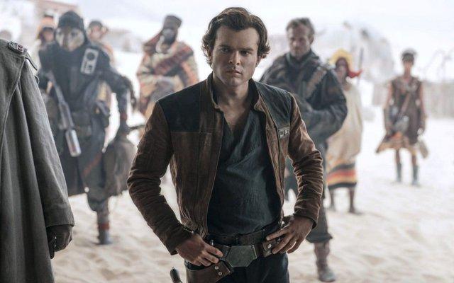 «Solo: A Star Wars Story»: Ο Ρον Χάουαρντ ταξιδεύει με σχετική επιτυχία σε έναν γαλαξία πολύ, πολύ μακρυά