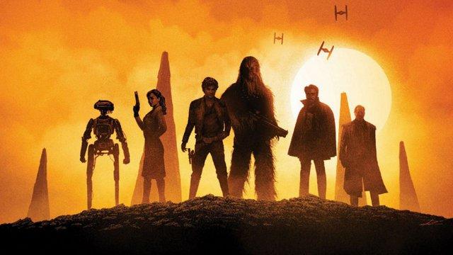 Κερδίστε συλλεκτικά, διαγαλαξιακά δώρα «Solo: A Star Wars Story»!