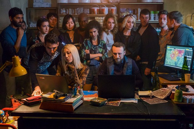«Sense8»: Κυκλοφόρησε το τρέιλερ του φινάλε