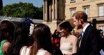 Meghan και Harry: Η πρώτη επίσημη εμφάνιση μετά τον γάμο και η... μέλισσα [video]