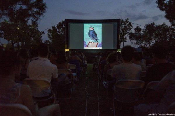 Το Πάρκο Ακαδημίας Πλάτωνος γέμισε σινεμά!
