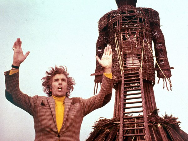 Athens Open Air Film Festival returns with Christopher Lee and the «Wicker Man» at Nea Ionia