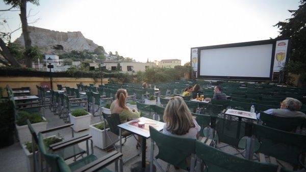 Τα Θερινά Σινεμά απόψε στο Athens Open Air Film Festival