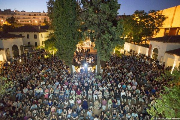 Το αναλυτικό πρόγραμμα του Athens Open Air Film Festival