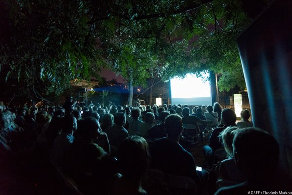Το Athens Open Air Film Festival επιστρέφει!