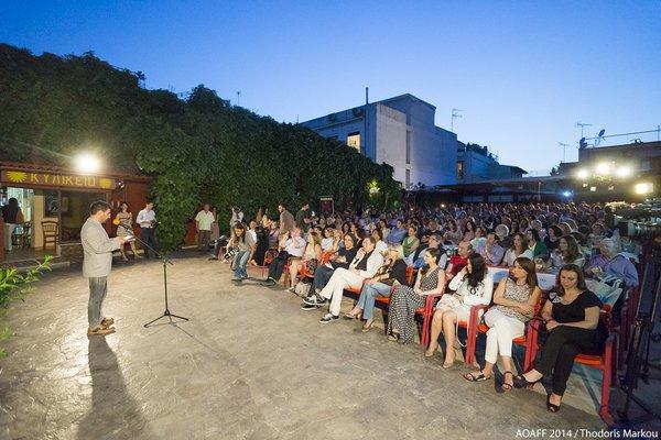 Με μεγάλη επιτυχία άνοιξε το 4ο Athens Open Air Film Festival!