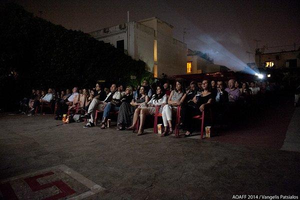Το Athens Open Air Film Festival αγαπά τα θερινά σινεμά!