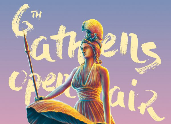 Save a seat! This is the detailed program of the 6th Athens Open Air Film Festival!