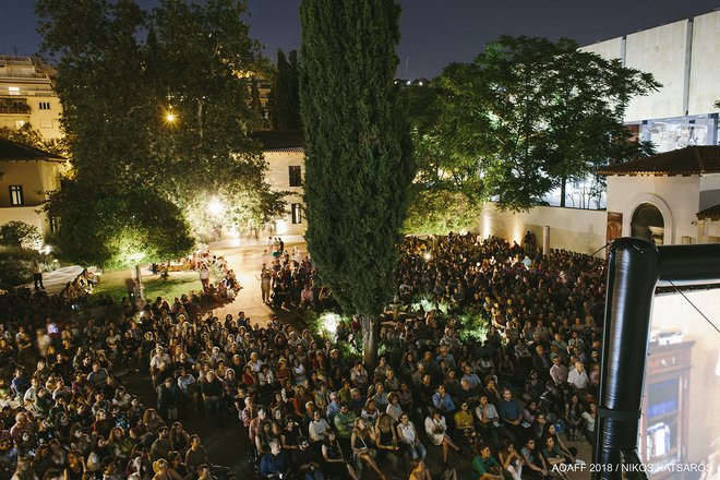 Πρεμιέρα του 8ου Athens Open Air Film Festival [photos]