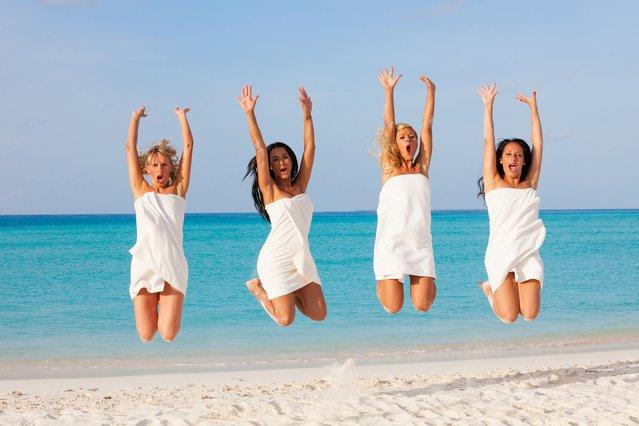 5 μυστικά για να έχεις αφράτες πετσέτες όλο το καλοκαίρι