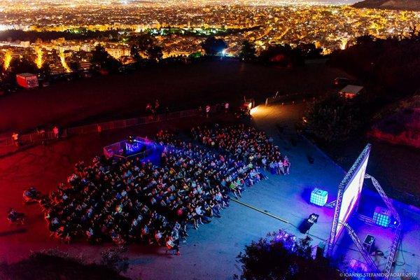 Γίνε κι εσύ μέλος της ομάδας του 8ου Athens Open Air Film Festival!