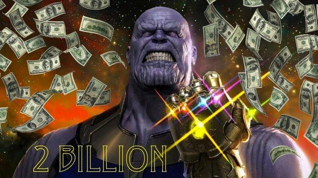 Οι «Εκδικητές» του box office! Ο «Πόλεμος της Αιωνιότητας» έσπασε το φράγμα των 2 δισ. $