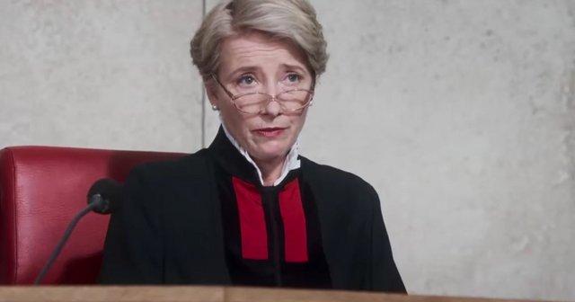 Τρέιλερ: Έμα Τόμσον για όσκαρ στο «Νόμος περί Τέκνων» του Ιαν ΜακΓιούαν