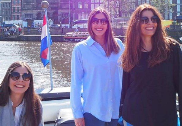 Το τρυφερό μήνυμα της Πόπης Τσαπανίδου για τα 30α γενέθλια της κόρης της! [Βίντεο]