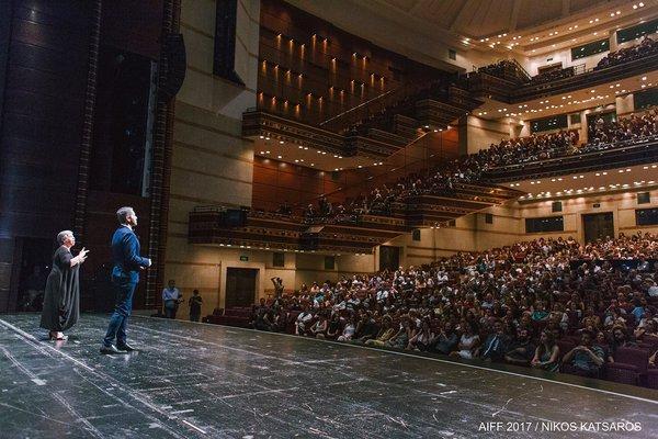 23rd Athens International Film Festival - Opening Ceremony