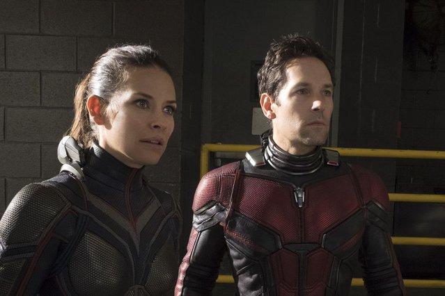 Ο Ant - Man και η Σφήκα