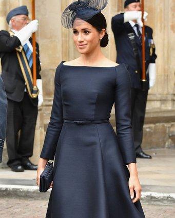 Meghan Markle - Από αυτή τη διάσημη πριγκίπισσα ήταν εμπνευσμένη η τελευταία της εμφάνιση