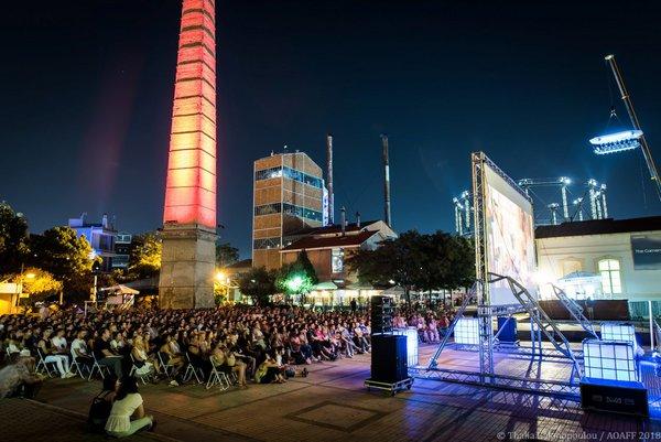 Το 8ο Athens Open Air Film Festival υποδέχτηκε την «Οικογένεια Τένενμπαουμ» στην Τεχνόπολη