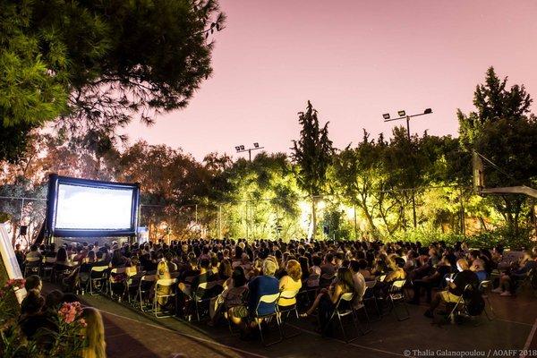 It's alive...watching! Το 8ο Athens Open Air Film Festival στον «Στοιχειωμένο Πύργο»