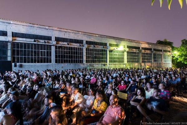 Το 8o Athens Open Air Film Festival ενέδωσε στον «Τελευταίο Πειρασμό»