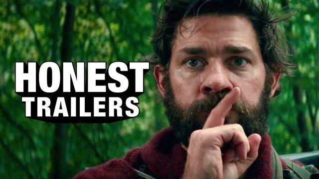 Το Honest Trailer του «Ήσυχου Μέρους» μόνο ήσυχο δεν είναι