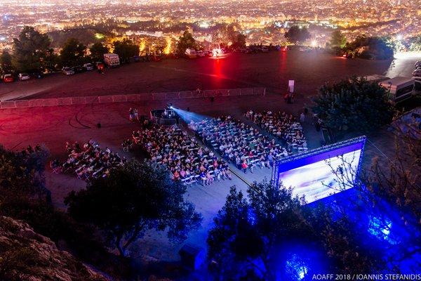 Το 8ο Athens Open Air Film Festival έσπασε τους κανόνες του «Fight Club» στον Λυκαβηττό