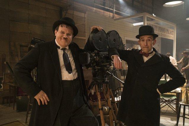 Ο Σταν και ο Όλι επιστρέφουν! Δείτε πρώτοι την ταινία «Χοντρός και Λιγνός»