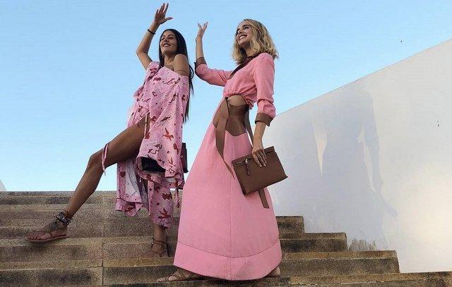 Από το ροζ στο φούξια: Μην το φοβάσαι το χρώμα