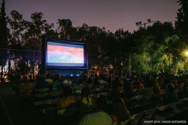 Το 8ο Athens Open Air Film Festival και οι «Ξέφρενες Νύχτες» του στο Άλσος Πετραλώνων