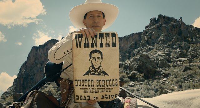 «Η Μπαλάντα του Μπάστερ Σκραγκς»: Οι αδερφοί Κοέν φτιάχνουν μεγάλες ταινίες για πλάκα