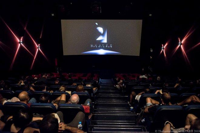 Οι 24ες Νύχτες Πρεμιέρας έζησαν την «Οδύσσεια του Διαστήματος» για πρώτη φορά σε 4K προβολή! [photos]