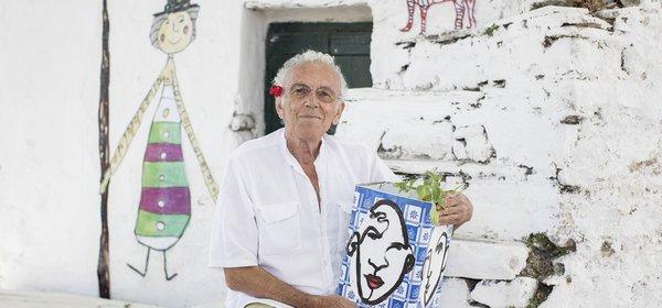 Γιώργος Πανουσόπουλος: Ο Μεγάλος Ερωτικός