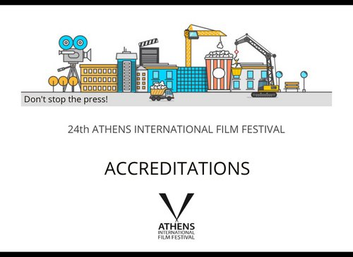 Call for Accreditation Applications!
