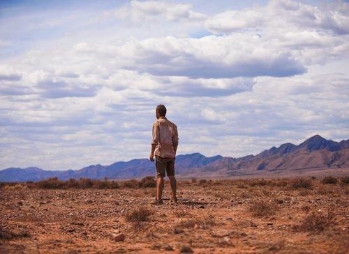 Focus on Australia - Filming in No Man's Land