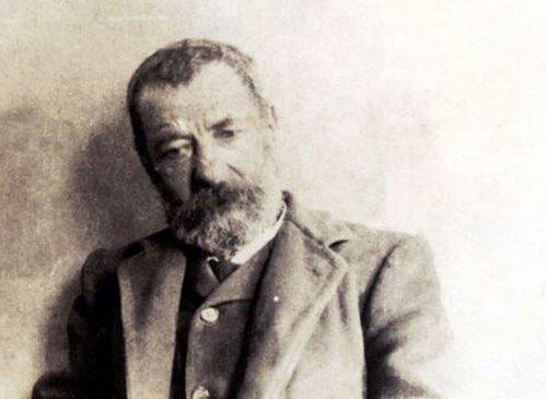 «Alexandros Papadiamantis» - «Manolis Anagnostakis»