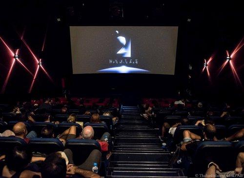 Οι 24ες Νύχτες Πρεμιέρας έζησαν την «Οδύσσεια του Διαστήματος» σε 4K προβολή!