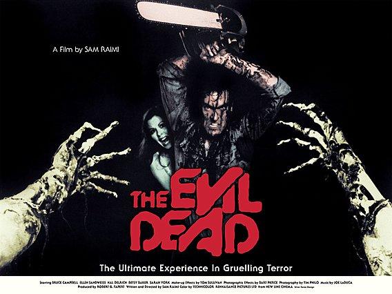 «Evil Dead» του Σαμ Ράιμι: Ταινία 37 (αιμοβόρων) ετών!