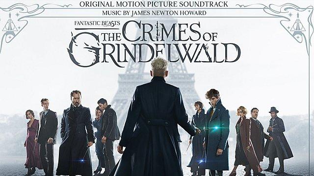 Ακούστε δυο κομμάτια από το score του Τζέιμς Νιούτον Χάουαρντ για τα «Εγκλήματα του Γκρίντελβαλντ»