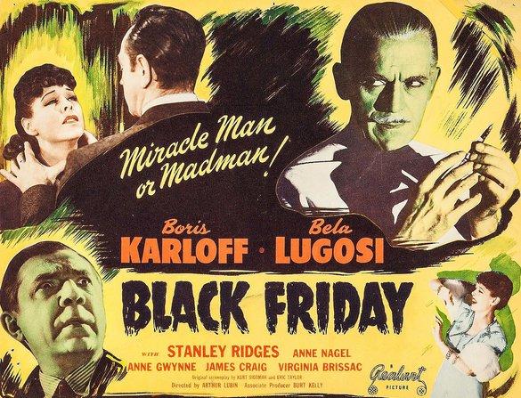 15 Black... ταινίες με αφορμή τη Black Friday!