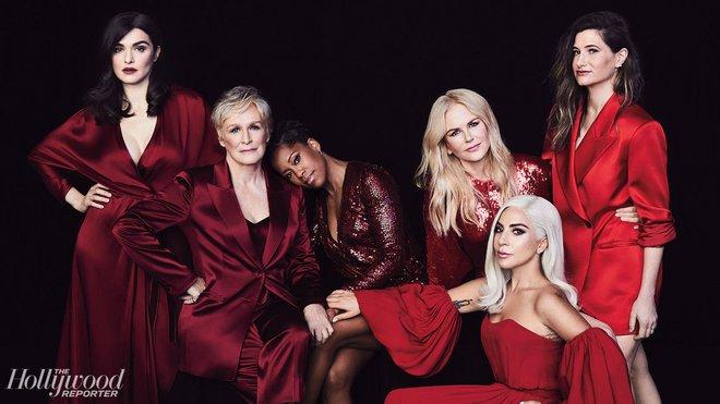 Κλόουζ, Κίντμαν, Βάις και σία: Οι καλύτερες ηθοποιοί της χρονιάς στο Hollywood Reporter