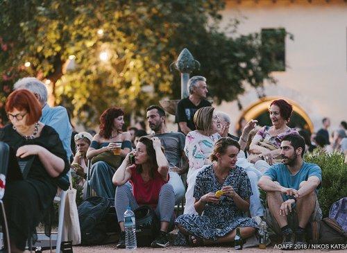 4 Ιουνίου 2018 - Ταινία Έναρξης, Βυζαντινό και Χριστιανικό Μουσείο