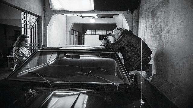 Viva «Ρόμα»: Ο Αλφόνσο Κουαρόν κέρδισε το βραβείο του Σωματείου Σκηνοθετών Αμερικής
