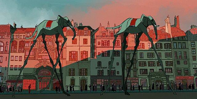 Το «Buñuel in the Labyrinth of the Turtles» στις επετειακές 25ες Νύχτες Πρεμιέρας
