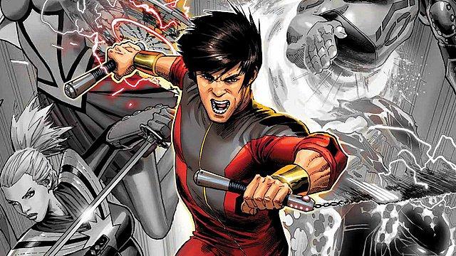 Ο νέος ήρωας της Marvel είναι ο Σανγκ-Σι και έρχεται από την Ασία