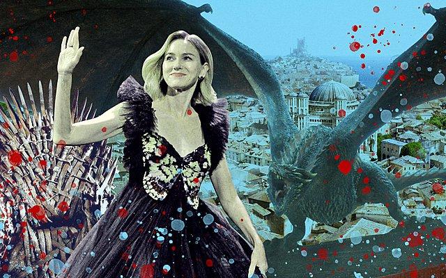 Ναόμι Γουότς και Μιράντα Ρίτσαρντσον στο Westeros για το πρίκουελ του «Game of Thrones»