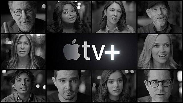Το Χόλιγουντ κάτω από την (τηλεοπτική) μηλιά: Η Apple ανακοινώνει τη νέα streaming πλατφόρμα AppleTV+