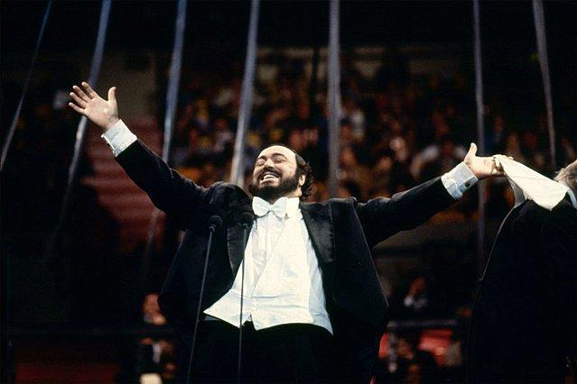 Vincerò! Ο Ρον Χάουαρντ υπογράφει ντοκιμαντέρ για τον Λουτσιάνο Παβαρότι