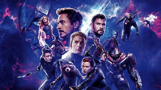 Το ΣΙΝΕΜΑ σας κάνει δώρο ένα συλλεκτικό πακέτο των ταινιών του Marvel Cinematic Universe!