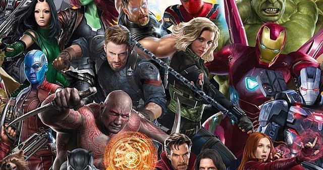 Από τον «Iron Man» μέχρι την «Τελευταία Πράξη»: Όλο το MCU στις σελίδες του ΣΙΝΕΜΑ