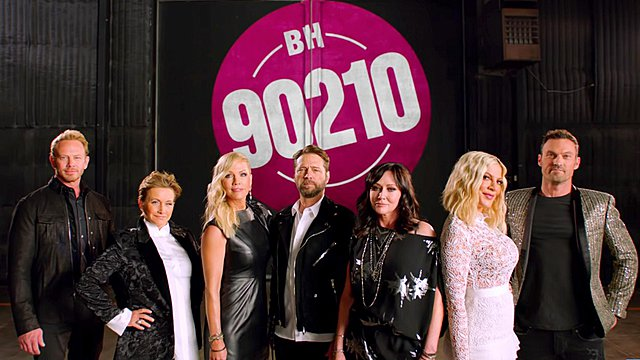 Τα '90s αντεπιτίθενται! Πρώτο teaser για την επιστροφή του «Beverly Hills 90210»